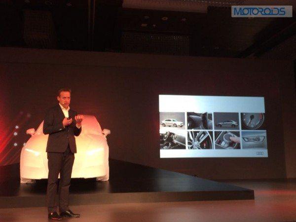 Audi A3 India Launch