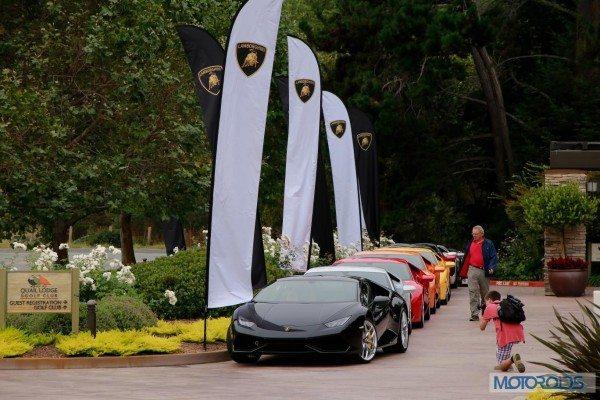 BMW at Pebble Beach 2014-Lamborghini