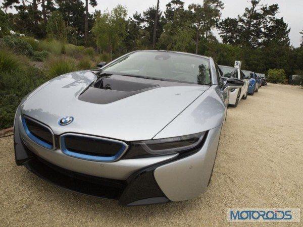 BMW at Pebble Beach 2014-i8-1