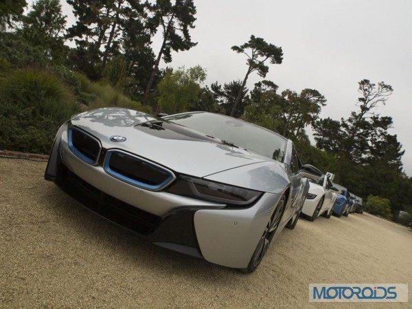 BMW at Pebble Beach 2014-i8-2