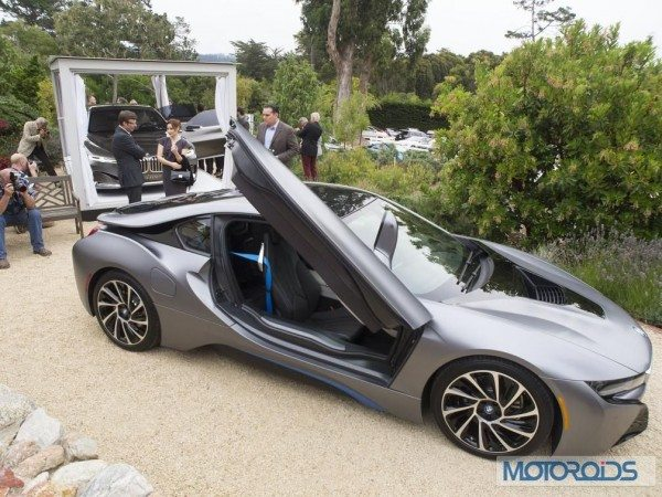 BMW at Pebble Beach 2014-i8-3