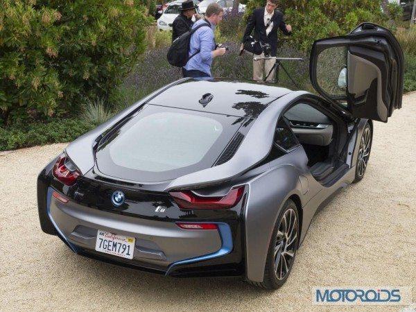 BMW at Pebble Beach 2014-i8-4