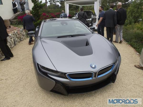 BMW at Pebble Beach 2014-i8-6
