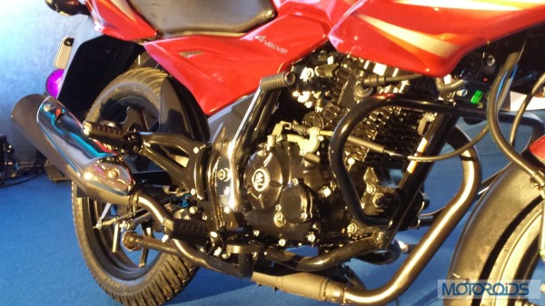 Bajaj-Discover-150F-Launched-Engine