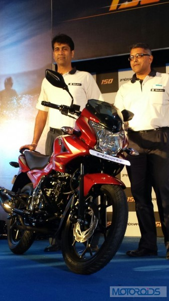 Bajaj-Discover-150F-Launched-Front-Look-1