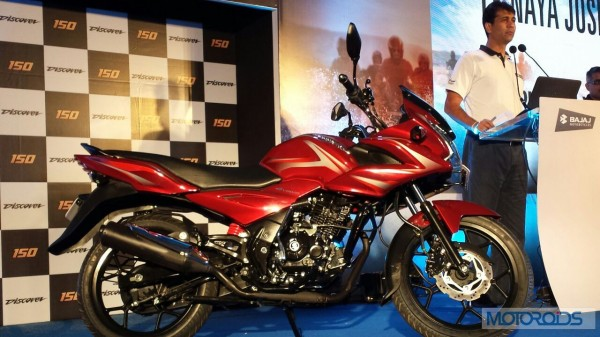 Bajaj-Discover-150F-Launched-Side-Look-1