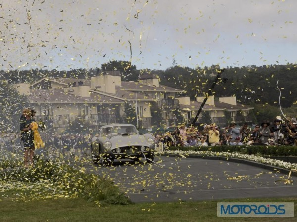 Best in Show - Pebble Beach Concours d'Elegance 2014 - 1