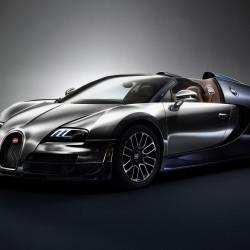 Ettore Bugatti Legend edition showcased at Pebble Beach Concours d'Elegance
