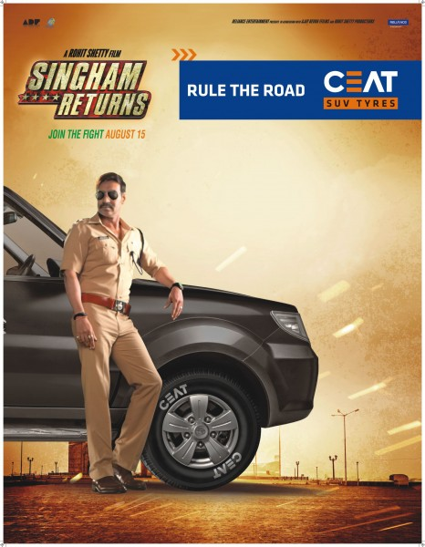 CEAT Tyres, Singham of Indian Roads