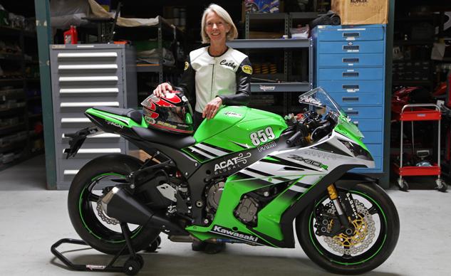 Kawasaki Ninja Zx 10r To Attempt Land Speed Record Motoroids