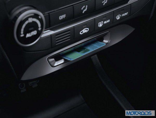 Hyundai ELite i20Ticket Holder