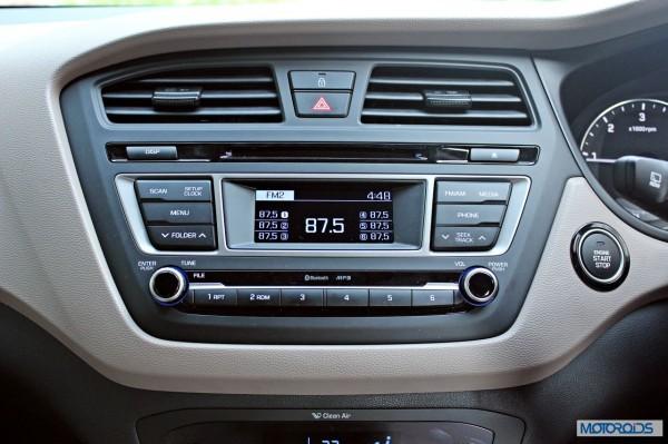 Hyundai Elilte i20 review details (60)