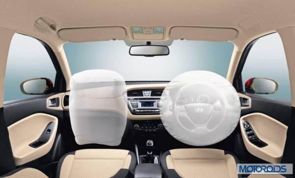 Hyundai Elite i20 Dual Airbag
