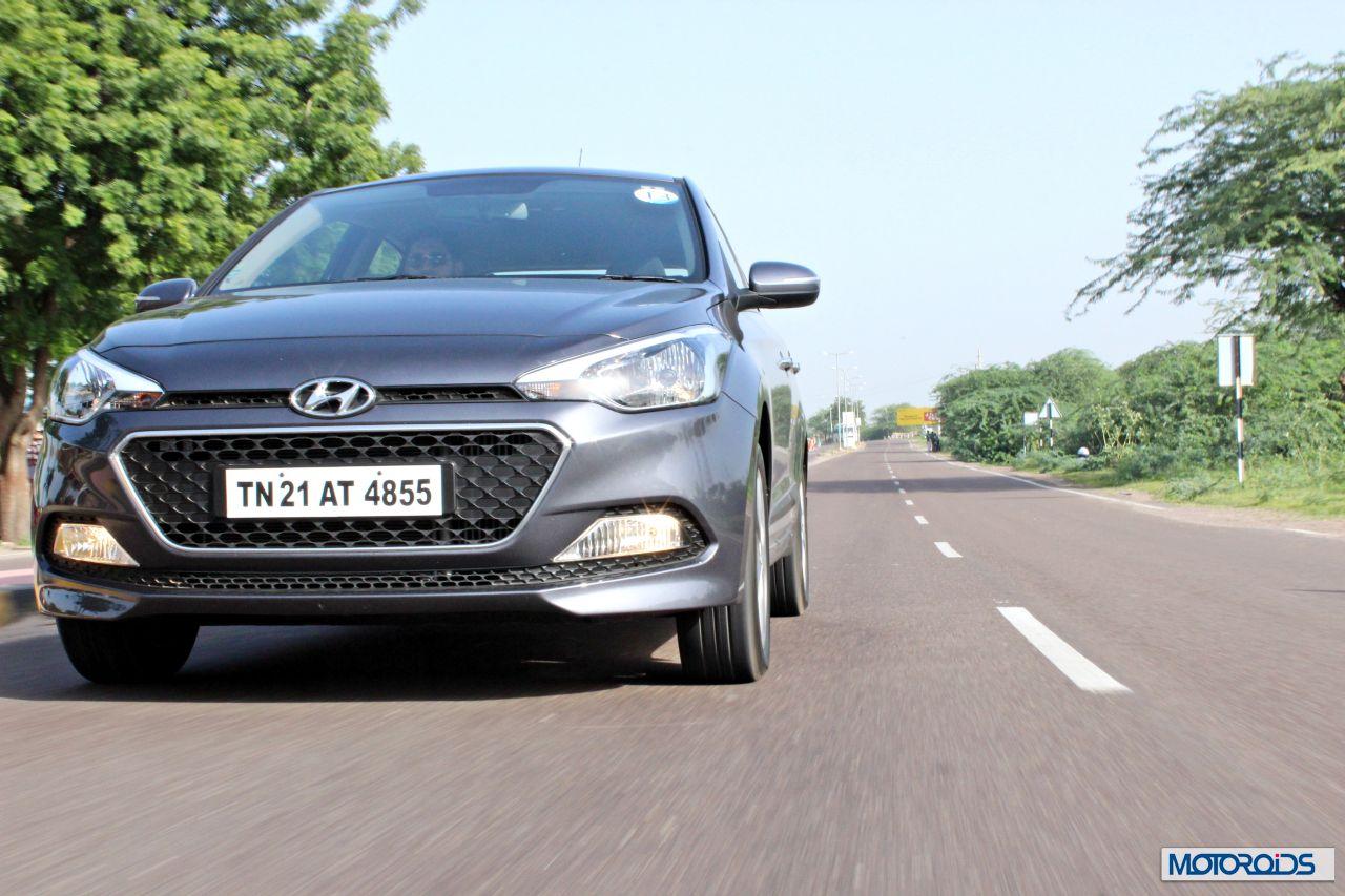 Hyundai Elite i20 India tracking (3)