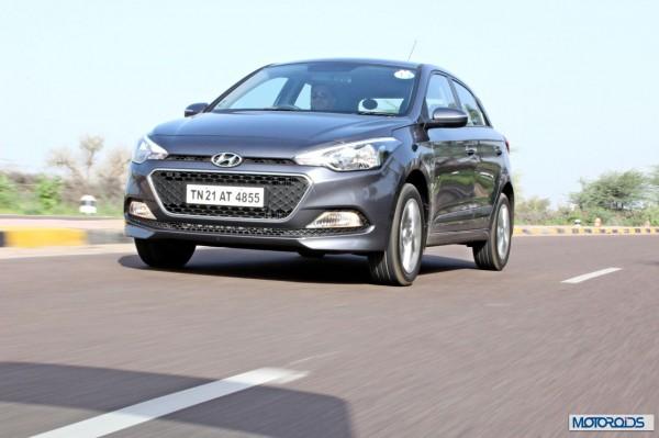 Hyundai Elite i20 India tracking (5)