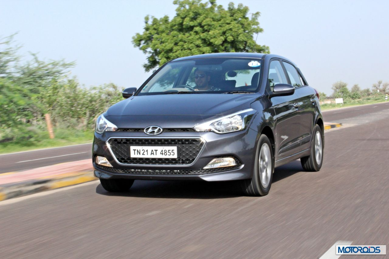 hyundai elite i20 automatic launched at inr lakh ex. Black Bedroom Furniture Sets. Home Design Ideas