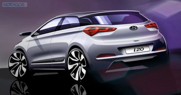 Hyundai Elite i20 - Official Rendering (1)