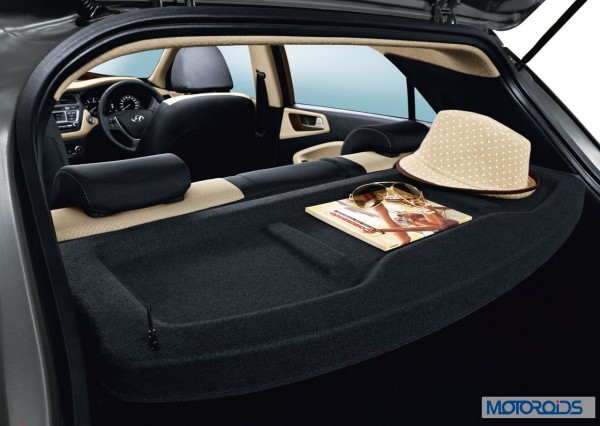 Hyundai Elite i20 Rear parcel Tray