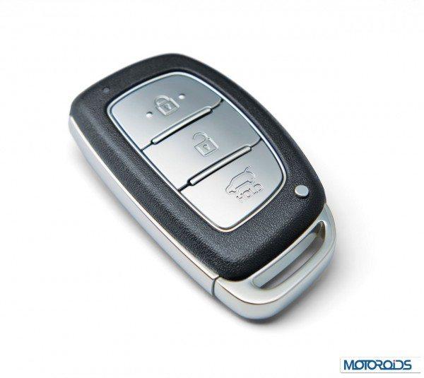 Hyundai Elite i20 Smart Key