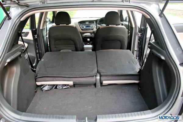 Hyundai Elite i20 boot (4)