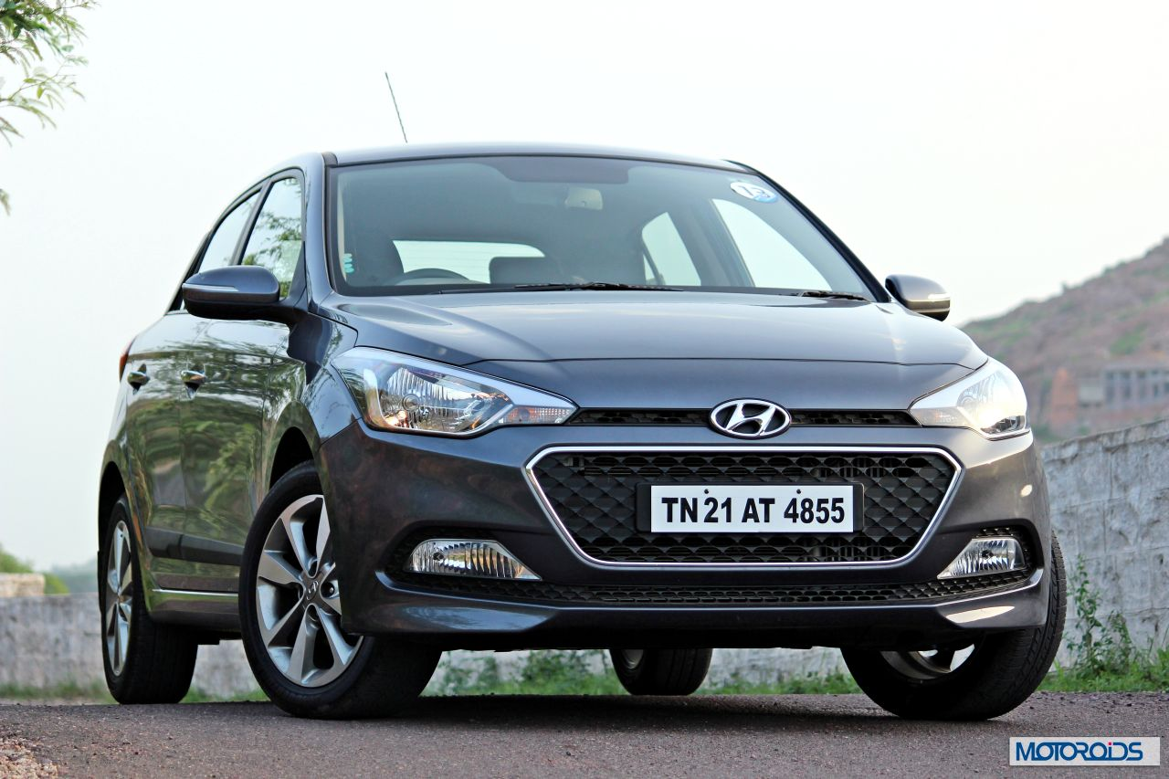 Hyundai i20, a premium hatchback now comes with Day time running lamps ...