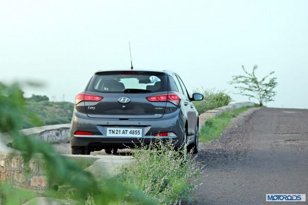 Hyundai Elite i20 rear (1)
