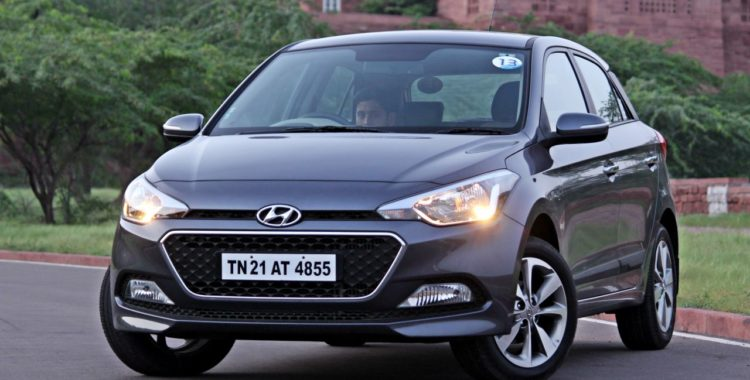 hyundai elite i20 automatic to be launched soon motoroids. Black Bedroom Furniture Sets. Home Design Ideas