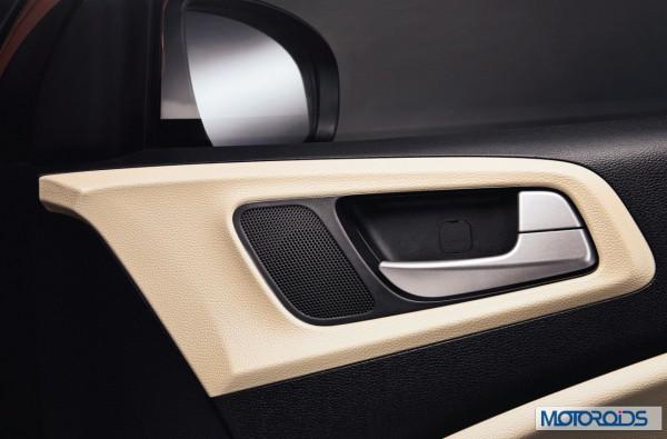 Hyundai Elite i20Impact Sensing door unlock