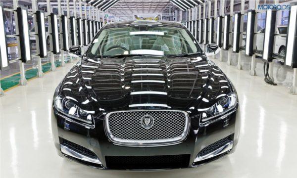 Jaguar XJ India