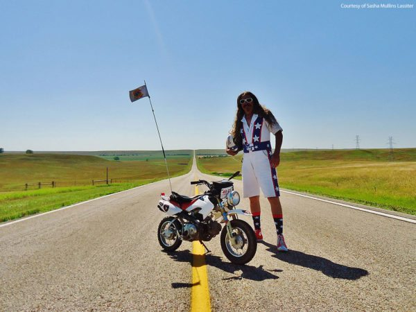 Kevin Beanre motorcycle record