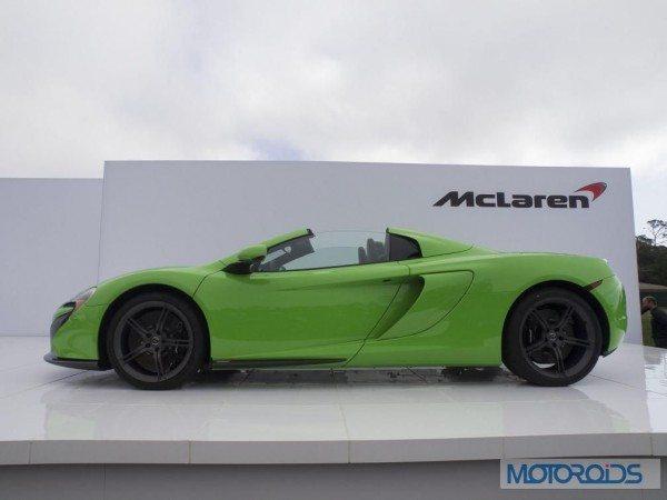 McLaren at Pebble Beach Concours d'Elegance 2014 - Image 1