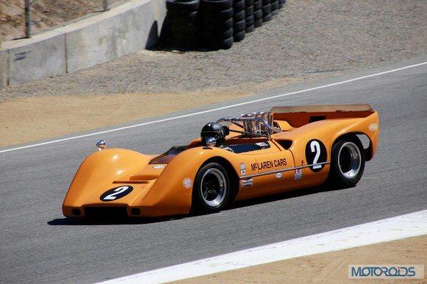 McLaren at Pebble Beach Concours d'Elegance 2014 - Image 13