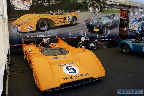 McLaren at Pebble Beach Concours d'Elegance 2014 - Image 15