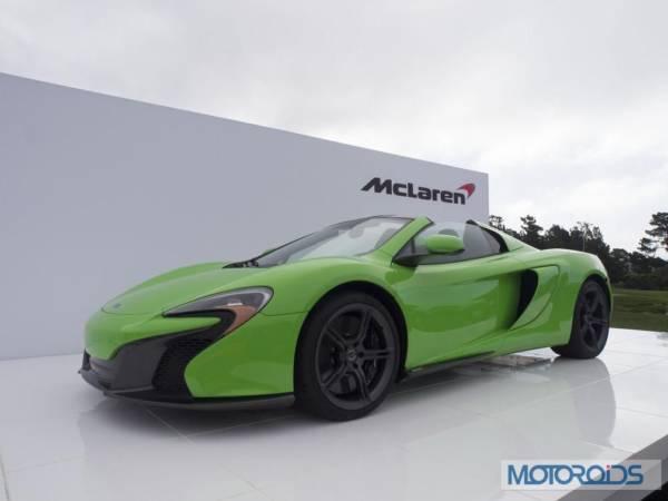 McLaren at Pebble Beach Concours d'Elegance 2014 - Image 2