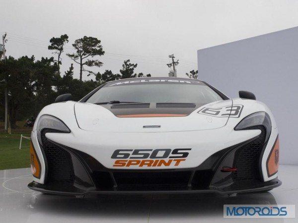 McLaren at Pebble Beach Concours d'Elegance 2014 - Image 3