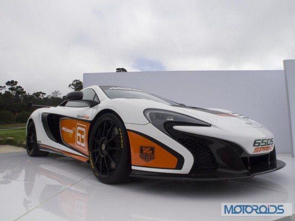 McLaren at Pebble Beach Concours d'Elegance 2014 - Image 4
