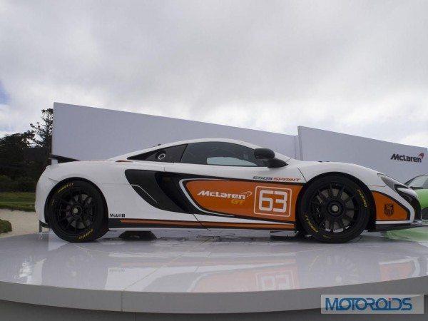 McLaren at Pebble Beach Concours d'Elegance 2014 - Image 5