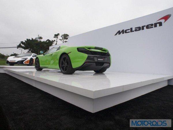 McLaren at Pebble Beach Concours d'Elegance 2014 - Image 6
