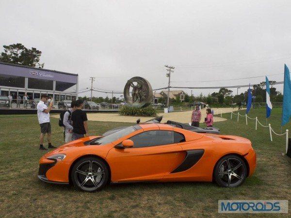 McLaren at Pebble Beach Concours d'Elegance 2014 - Image 7