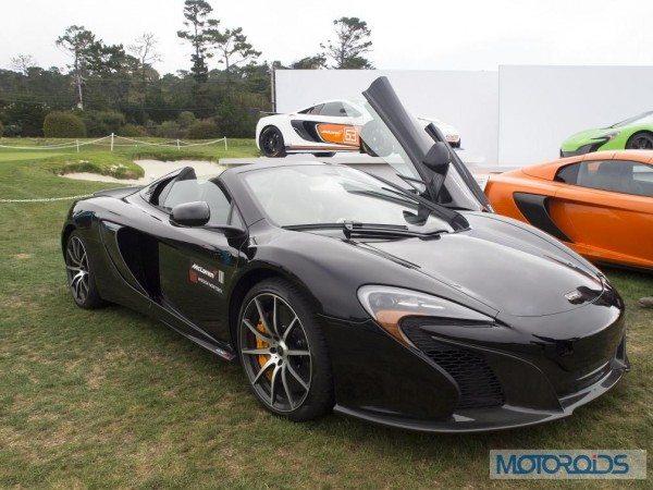McLaren at Pebble Beach Concours d'Elegance 2014 - Image 9