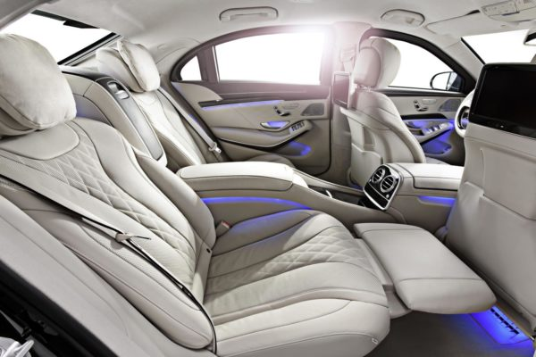 Mercedes Benz S600 Guard 9