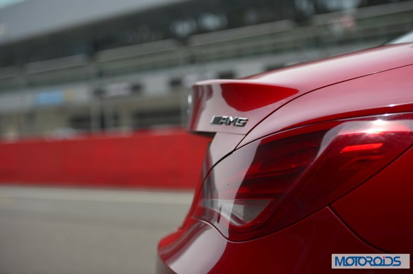 Mercedes CLA45 AMG track review (10)