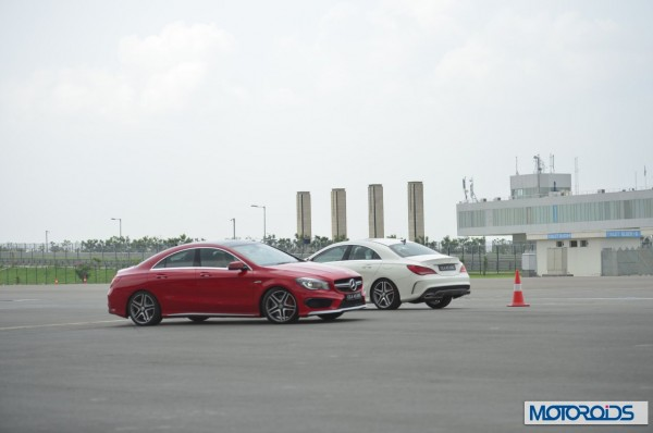 Mercedes CLA45 AMG track review (19)
