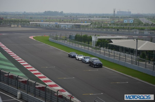 Mercedes CLA45 AMG track review (2)