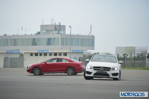 Mercedes CLA45 AMG track review (20)
