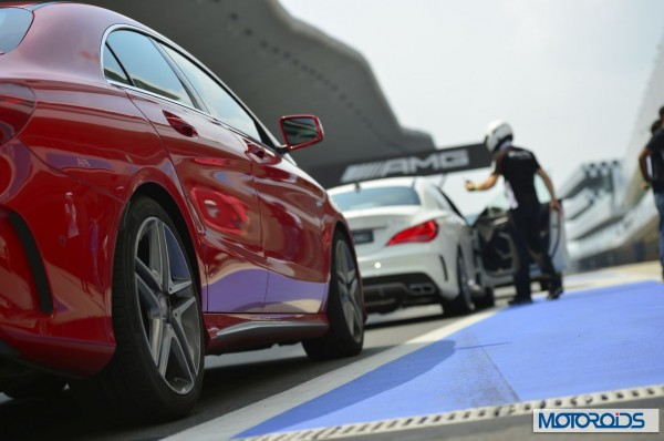 Mercedes CLA45 AMG track review (26)