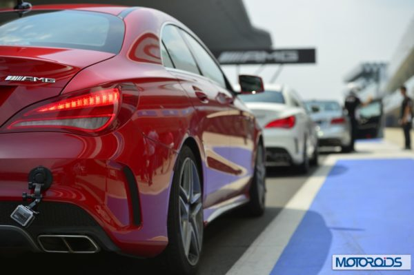 Mercedes CLA45 AMG track review (27)