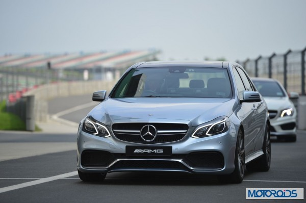 Mercedes CLA45 AMG track review (31)