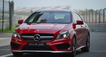 Mercedes CLA45 AMG track review (33)