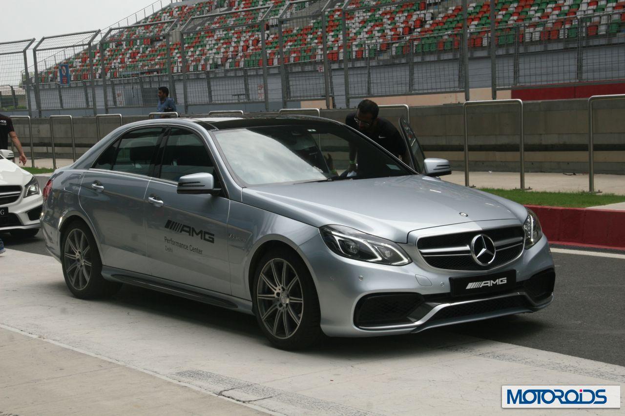 Mercedes Cla45 Amg Track Review 48 Motoroids Com